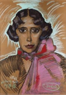 Portrait Zofia Nawrocki's