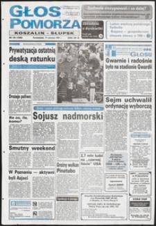 Głos Pomorza, 1991, czerwiec, nr 139