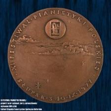11 Festiwal Pianistyki Polskiej w Słupsku [Medal]