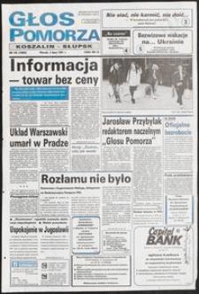 Głos Pomorza, 1991, lipiec, nr 152
