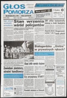 Głos Pomorza, 1991, lipiec, nr 161