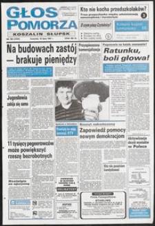Głos Pomorza, 1991, lipiec, nr 166
