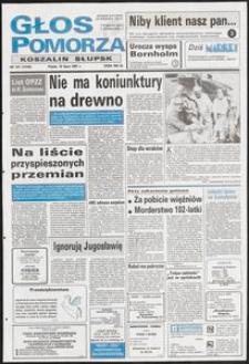 Głos Pomorza, 1991, lipiec, nr 167