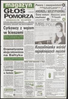 Głos Pomorza, 1991, sierpień, nr 180