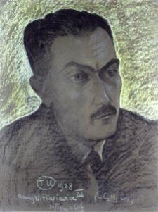 Portret Tadeusza Boya Żeleńskiego