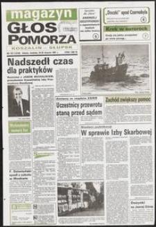 Głos Pomorza, 1991, sierpień, nr 197