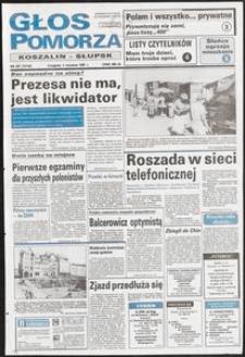 Głos Pomorza, 1991, wrzesień, nr 207