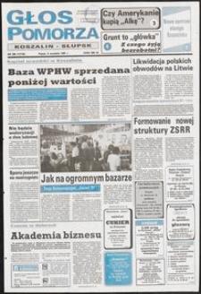 Głos Pomorza, 1991, wrzesień, nr 208
