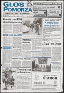 Głos Pomorza, 1991, październik, nr 229