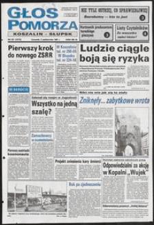 Głos Pomorza, 1991, październik, nr 231
