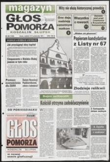 Głos Pomorza, 1991, październik, nr 239