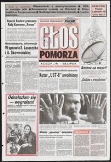 Głos Pomorza, 1991, październik, nr 244