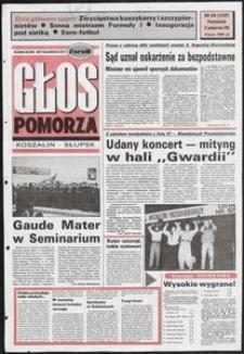 Głos Pomorza, 1991, październik, nr 246