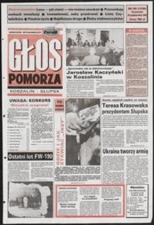 Głos Pomorza, 1991, październik, nr 249