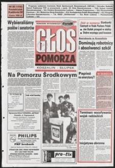 Głos Pomorza, 1991, październik, nr 252