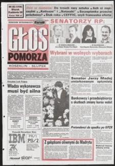 Głos Pomorza, 1991, październik, nr 253