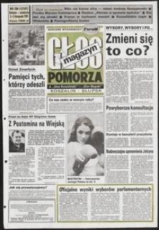 Głos Pomorza, 1991, listopad, nr 256
