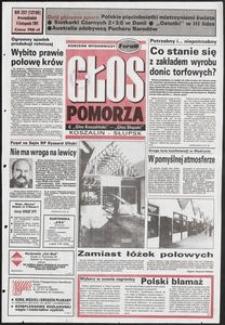 Głos Pomorza, 1991, listopad, nr 257