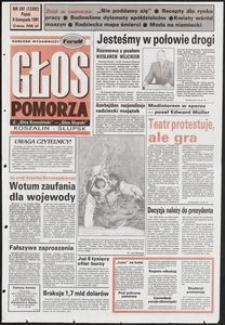 Głos Pomorza, 1991, listopad, nr 261