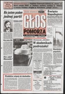 Głos Pomorza, 1991, listopad, nr 263