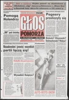 Głos Pomorza, 1991, listopad, nr 266