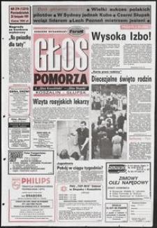 Głos Pomorza, 1991, listopad, nr 274
