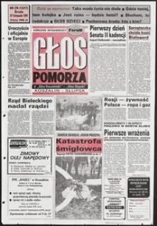 Głos Pomorza, 1991, listopad, nr 276