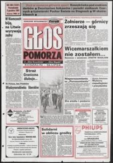 Głos Pomorza, 1991, grudzień, nr 280