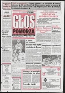 Głos Pomorza, 1991, grudzień, nr 296