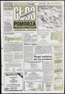 Głos Pomorza, 1991, grudzień, nr 299