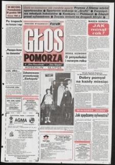 Głos Pomorza, 1991, grudzień, nr 302
