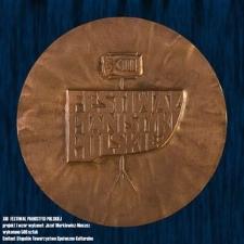 13 Festiwal Pianistyki Polskiej w Słupsku [Medal]