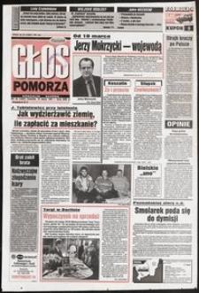 Głos Pomorza, 1994, marzec, Nr 58