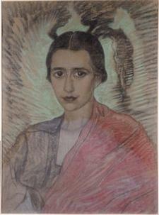 Portrait Irena Krzywicki's [2]