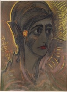 Portrait Irena Krzywicki's [3]