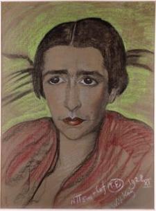 Portrait Irena Krzywicki's [4]