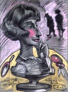 Portrait Maria Nawrocki's [9]