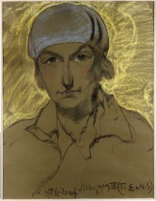 Portret Heleny Stachurskiej