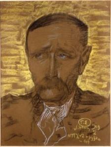 Portrait Jędrzej Marusarz's