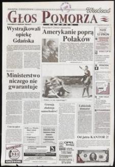 Głos Pomorza, 1994, lipiec, nr 156