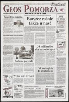Głos Pomorza, 1994, lipiec, nr 168