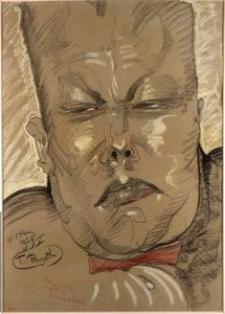 Portrait Janusz de Beaurain's