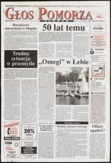 Głos Pomorza, 1994, sierpień, nr 177