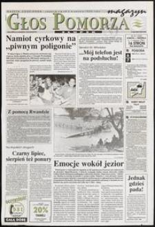 Głos Pomorza, 1994, sierpień, nr 181