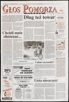 Głos Pomorza, 1994, sierpień, nr 183