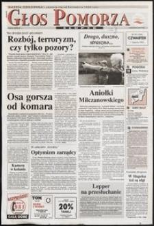 Głos Pomorza, 1994, sierpień, nr 185