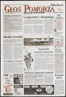 Głos Pomorza, 1994, sierpień, nr 186