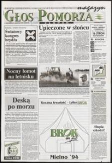 Głos Pomorza, 1994, sierpień, nr 187