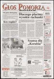 Głos Pomorza, 1994, sierpień, nr 201