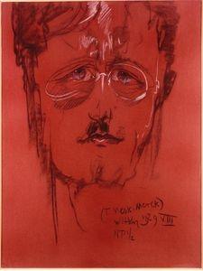 Portrait Stefan Glass's [2]